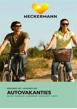 Aanbiedingen van Neckermann Reizen in the Amsterdam folder