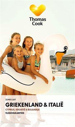 Vakantie & Reizen Aanbiedingen in de Thomas Cook folder in Eindhoven