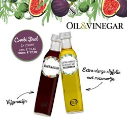 Catalogus van Oil and Vinegar ( Vervallen )