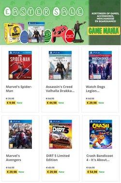 Baby, Kind & Speelgoed Aanbiedingen in de Game Mania folder in Amsterdam ( Verloopt morgen )