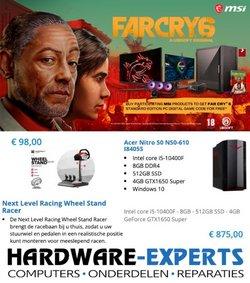 Aanbiedingen van Hardware Expert in the Hardware Expert folder ( Nog 5 dagen)