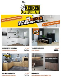 Catalogus van KeukenConcurrent ( Vervallen )