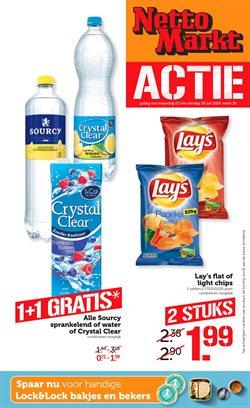 Aanbiedingen van Nettomarkt in the Rotterdam folder