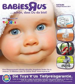 Aanbiedingen van Babies¨R¨Us in the Amersfoort folder