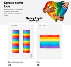 Catalogus van Flying Tiger ( Vervalt vandaag)