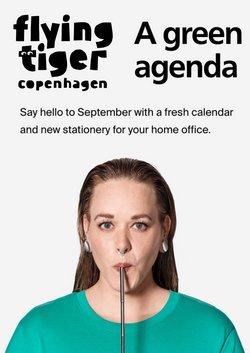 Catalogus van Flying Tiger ( Nog 14 dagen)