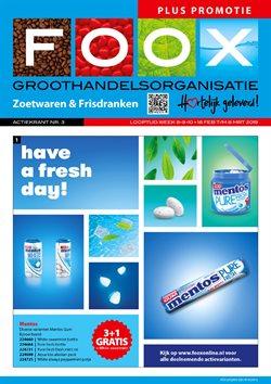 Aanbiedingen van FOOX in the Veenendaal folder