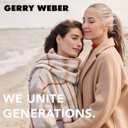 Aanbiedingen van Gerry Weber in the Gerry Weber folder ( Meer dan een maand)