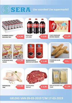 Catalogus van Sera Supermarkt ( Vervallen )