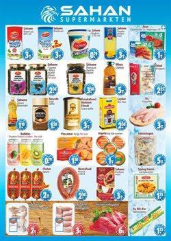Catalogus van Sahan Supermarkten ( Verloopt morgen )