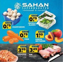 Aanbiedingen van Sahan Supermarkten in the Sahan Supermarkten folder ( Nog 4 dagen)