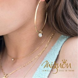 Aanbiedingen van Mignon Juwelier in the Mignon Juwelier folder ( Meer dan een maand)
