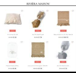 Catalogus van Rivièra Maison ( Nog 24 dagen )