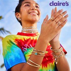 Catalogus van Claire's ( Meer dan een maand )