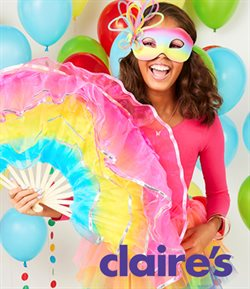Catalogus van Claire's ( Vervallen )