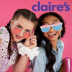 Catalogus van Claire's ( Nog 16 dagen )