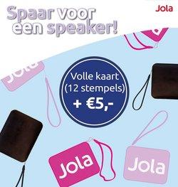 Aanbiedingen van Kleding, Schoenen & Accessoires in the Jola Mode folder ( Nog 5 dagen)