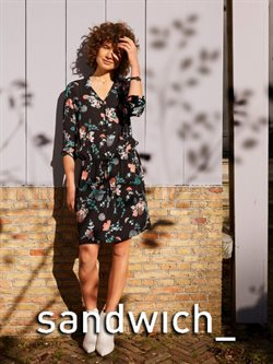Aanbiedingen van Sandwich Fashion in the Utrecht folder