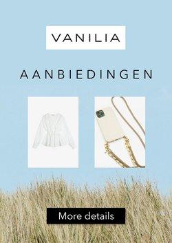 Aanbiedingen van Vanilia in the Vanilia folder ( Net gepubliceerd)