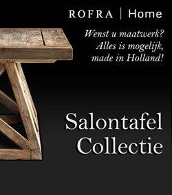 Catalogus van Rofra Home ( Vervallen )