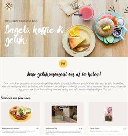 Aanbiedingen van Restaurants in the Bagels & Beans folder ( Nog 14 dagen)