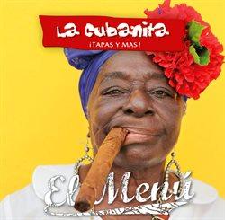 Catalogus van La Cubanita ( Meer dan een maand )