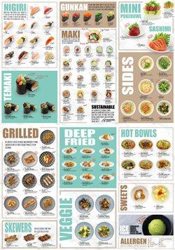 Catalogus van Restaurant Sumo ( 3 dagen geleden )