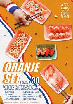 Aanbiedingen van Restaurants in the Restaurant Sumo folder ( Nog 2 dagen)