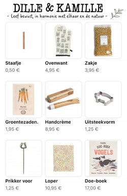 Catalogus van Dille & Kamille ( Vervallen )