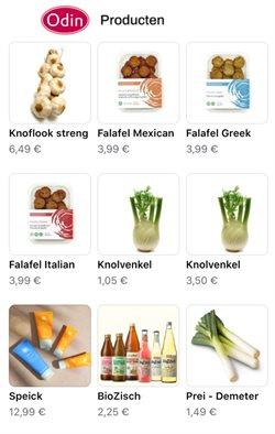 Aanbiedingen van Biomarkt in the Odin folder ( Nog 4 dagen )
