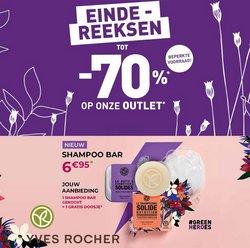 Aanbiedingen van Drogisterij & Parfumerie in the Yves Rocher folder ( Nog 9 dagen)