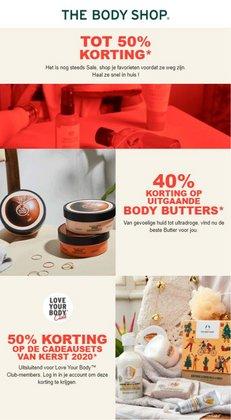 Aanbiedingen van The Body Shop in the The Body Shop folder ( Nog 2 dagen)