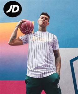 Aanbiedingen van JD Sports in the Amsterdam folder