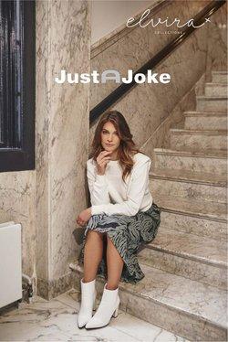 Aanbiedingen van Just A Joke in the Just A Joke folder ( Meer dan een maand)
