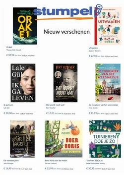 Boeken & Muziek Aanbiedingen in de Stumpel folder in Amsterdam ( Nog 6 dagen )
