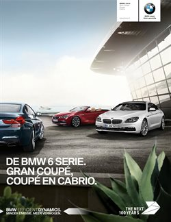 Aanbiedingen van BMW in the Amsterdam folder