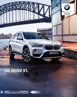 Aanbiedingen van BMW in the Rotterdam folder