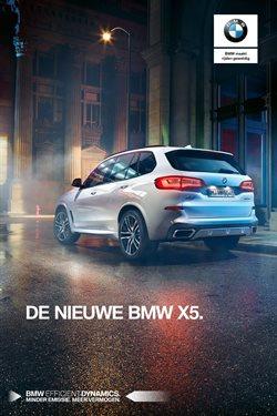 Auto en Fiets Aanbiedingen in de BMW folder in Woensdrecht