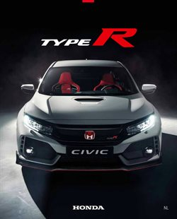 Catalogus van Honda ( Meer dan een maand )