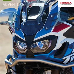 Aanbiedingen van Honda in the Ridderkerk folder