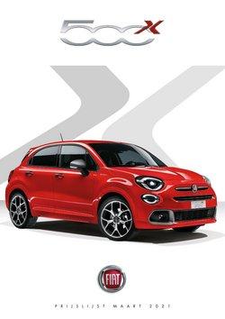 Catalogus van Fiat ( Meer dan een maand )