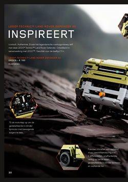 Aanbiedingen van Lego in the Land Rover folder ( Meer dan een maand)