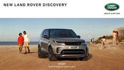 Catalogus van Land Rover ( Meer dan een maand )