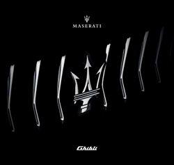 Catalogus van Maserati ( Meer dan een maand )