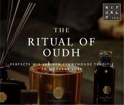 Aanbiedingen van Drogisterij & Parfumerie in the Rituals folder ( Nog 10 dagen)
