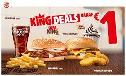 Catalogus van Burger King ( Vervallen )