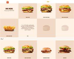 Aanbiedingen van Restaurants in the Burger King folder ( Nog 14 dagen)