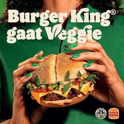 Aanbiedingen van Restaurants in the Burger King folder ( Nog 3 dagen)
