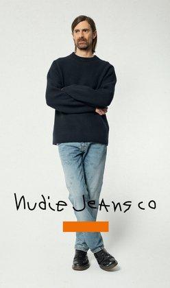 Aanbiedingen van Nudie Jeans in the Nudie Jeans folder ( Meer dan een maand)