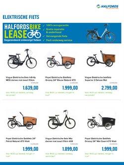 Aanbiedingen van Auto & Fiets in the Halfords folder ( 3 dagen geleden )